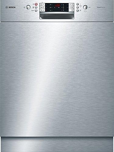 Bosch SMU69N75EU Serie 6 Unterbaugeschirrspüler / A+++ / 237 kWh / 14 MGD / ActiveWater Technologie / Beladungs-Sensor