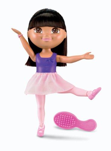 Dora - V4048 - Poupée et Mini-Poupée - Ballerine