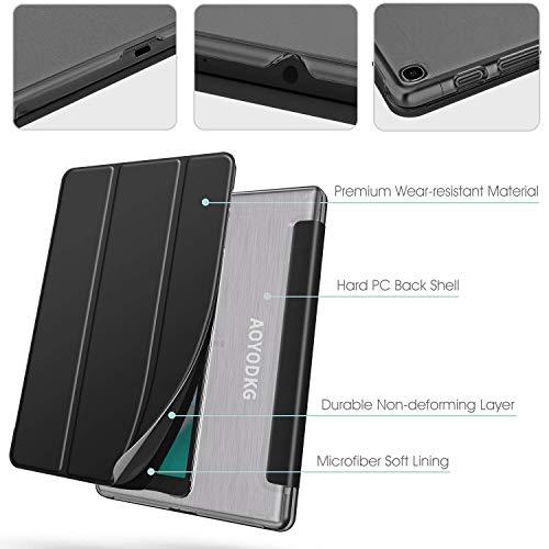 Tablet 10 Zoll 4G LTE Tablet-PC, Octa Core Android 9.0 Zertifiziert von Google GMS 4GB RAM, 64GB ROM Tablet IPS HD, 8000 mAh, Doppelt Lautsprecher Stereo,WiFi/Bluetooth/GPS/ Type-c