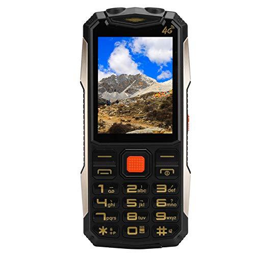 Vipxyc Teléfono móvil 2G Multifunción Celular Bluetooth Celular con cámara de 1.3MP(European regulations)