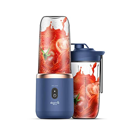 N-B Portable Blender Electric Juicer 400ml Automatic Multifunctional U SB Rechargeable Mini Juice Cup Chopping Blender