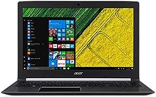 Acer Aspire 5 A515-51G-84XR Laptop - Intel Core i7-8550U, 15.6-Inch FHD, 1TB + 128GB, 12GB, 2GB VGA-nVidia MX130, Eng-Arb-KB, Windows 10, Black
