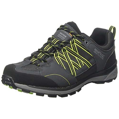 Regatta Men's Samaris Ii Low' Waterproof Walking Shoes Rise Hiking Boots