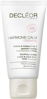 Decleor Organic Harmonie Calm 2 in 1 Cream and Mask 50 ml, 50 ml