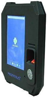 MANTRA KartString Plastic Aadhaar Enabled WiFi MFS Tab (Black)
