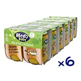 Hero Baby Recetas Tarritos Infantiles 6 Unidades 380 g