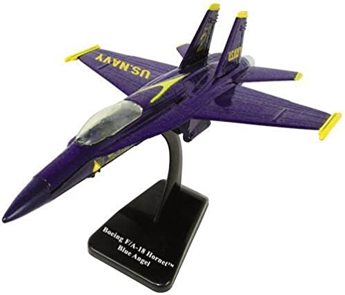 InAir Sky Champs F-18 Hornet Blau Angel by InAir Sky Champs