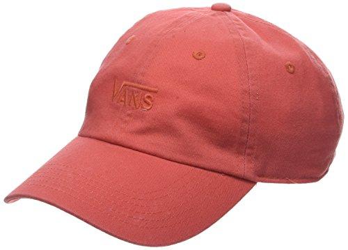 Vans Court Side Hat Gorra de béisbol, Naranja (Spiced Coral P37), Talla...