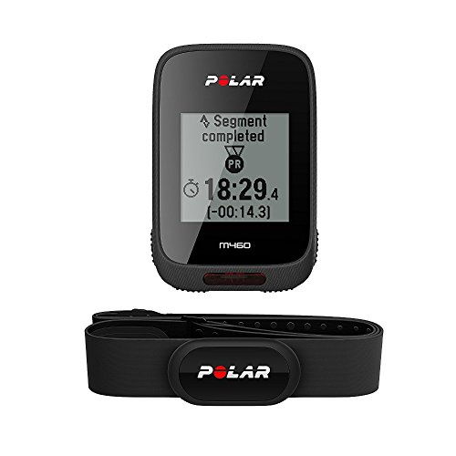 Polar M460 HR Radcomputer Black, Einheit, 90064872