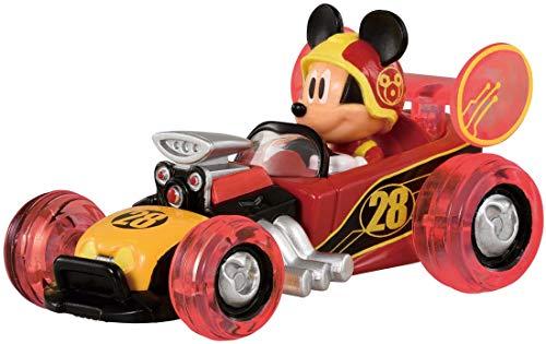 トミカ ディズニー ミッキーマウスとロードレーサーズ MRR-09 ホット・ロッド ミッキーマウス (スーパーチ...