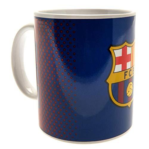 Barcelona FC Blau Rot verblassen Fußball Geschenk boxed Becher offiziellen