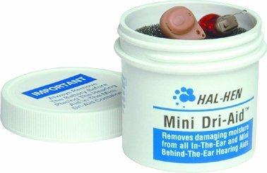 Hal-Hen ® Mini Dri-Aid ™ Kit - Canister and Jar - Single Jar