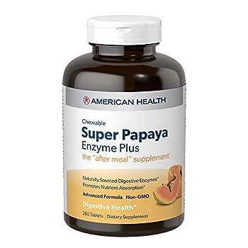 Best super papaya enzyme plus Reviews