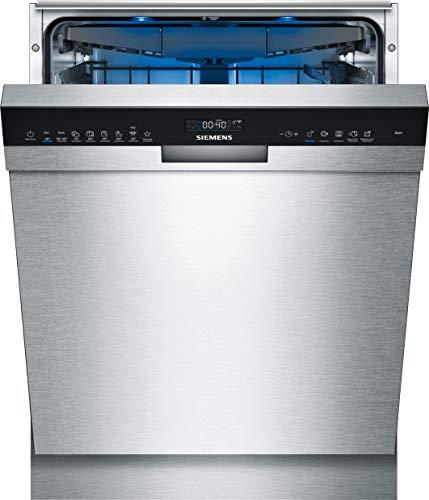 Siemens SN45ZS49CE iQ500 Unterbau-Geschirrspüler/A+++ / 237 kWh/Jahr / 2660 L/Jahr/Zeolith Trocknung/WLAN-Fähig über Home Connect/glassZone im Oberkorb