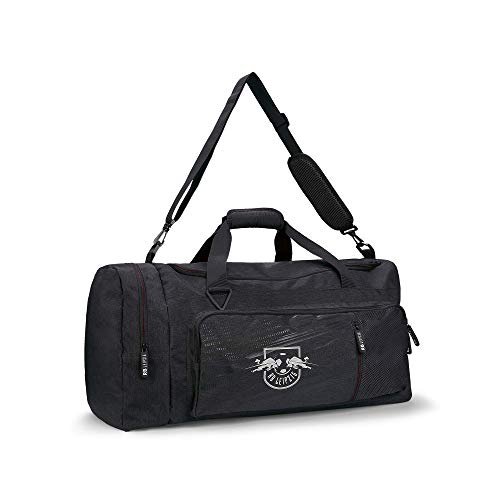 RB Leipzig Gravity Sportsbag, Gris Unisex One Size Reisetasche, RasenBallsport Leipzig Sponsored by Red Bull Original Bekleidung & Merchandise