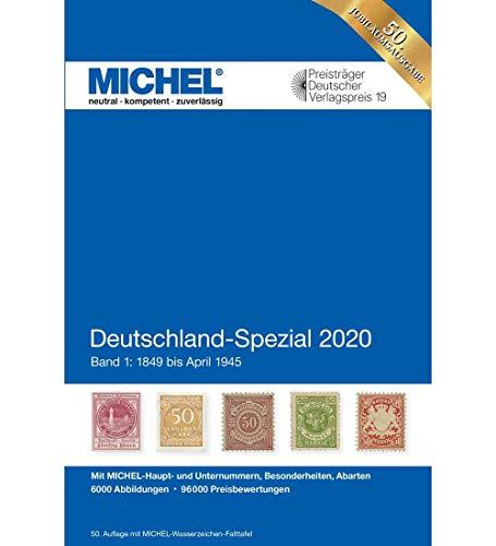 Deutschland-Spezial 2020 - Band 1: 1849 bis April 1945