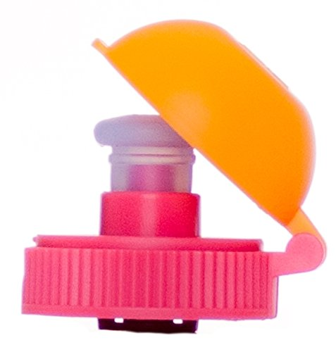 Zielonka Viv Bottle 3.0 Ersatz-Deckel, Orange, 59918