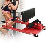 Sissy Squat Enow 3 en 1 - Máquina de entrenamiento para ejercitar las rodillas, abdominales, glúteos, piernas, multifuncional para ejercitar sentadillas, adelgazar y moldear el cuerpo, hasta 120 kg