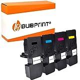 Bubprint - Juego de 4 tóner compatible con Kyocera TK-5230 TK5230 TK 5230 para Ecosys M5521cdn M5521cdw P5021cdn P5021cdw M5521 P5021 CDN cdw M-5521 BK C M Y