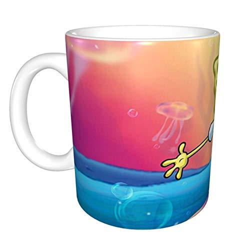 Taza de café con diseño de Bob Esponja para café, té y...