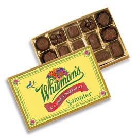 Whitman's Sampler Milk Chocolates, 12 oz. Box