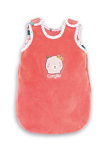 Corolle 9000110570 Mon Premier Poupon 30cm Schlafsack / für alle 30cm Babypuppen / Für Kinder ab 18 Monaten geeignet
