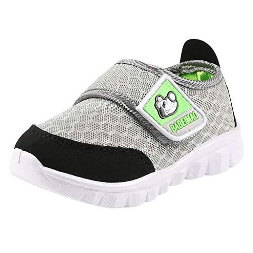 Vovotrade Unisex Babyschuhe Kinder Mesh Schuhe Kleinkind Schuhe,Jungen Mädchen Sommer Atmungsaktiv Krabbelschuhe mit Weiche Sohle By