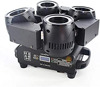 4x60W Super Bright LED Beam Moving Head Light for Stage party DJ Event Club Show