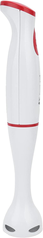 Batidora Compacta Portátil, Construcción Ligera Fácil De Limpiar Y Batidora De Mano Con Mango Ergonómico Para Crema Batida Enchufe Europeo 220V