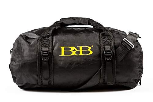 BRB° Borsone Palestra Borsa Sportiva Uomo Donna Borsone Viaggio Borsone A Spalla Impermeabile Pieghevole Leggero Duffle Bag 40L