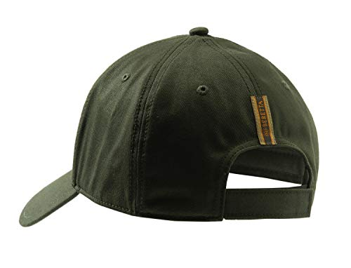 BERETTA Corporate - Gorra, diseño de Rayas, Color Verde: Amazon.es ...