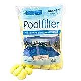 Fibalon Pool 350g Bolsa - en vez de Arena o Filtro de Vidrio para Filtro Piscina + Filteranlagen