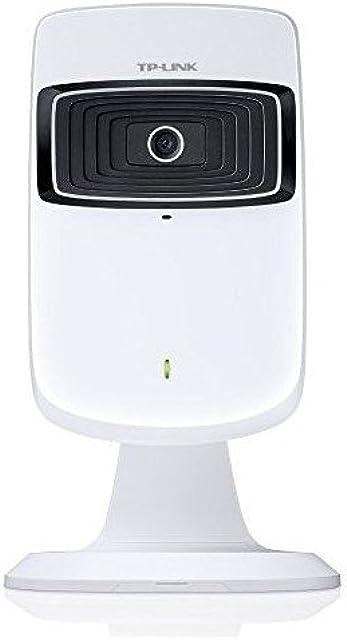 TP-LINK NC200 - Cámara de vigilancia (Cámara de Seguridad IP Interior Inalámbrico CE FCC Cubo Techo/Pared)