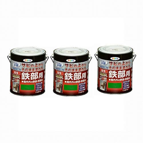 アサヒペン 油性高耐久鉄部用 1.6L