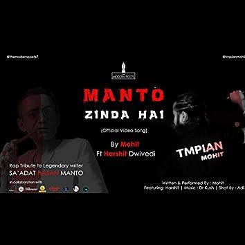 Manto Zinda Hai (feat. Harshit)