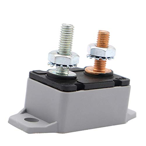 Suministros de lavado de autosHermosa 12V / 24V DC Reinicio automático Interruptor de circuito inversor de fusibles 30 amperios para camión automático RV Remolque marino a prueba de agua Fuerte resist