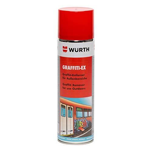 Würth Graffiti-Entferner Graffiti-EX Außenbereich, 500ml