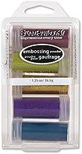Stampendous Embossing Powder Kit, Converge, 5-Pack