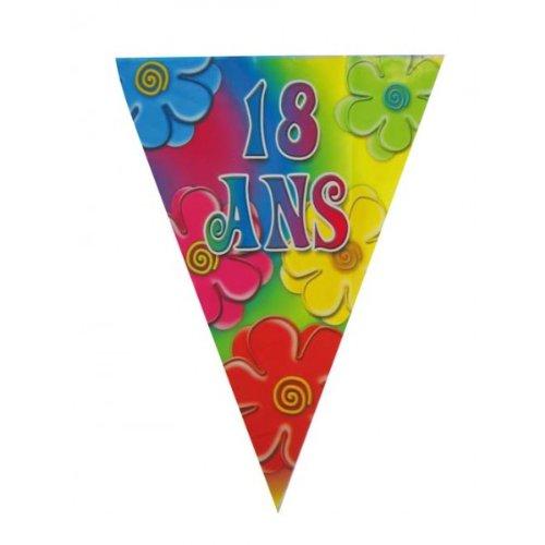 Part Pro- Guirlande, Party Pro_40133804, Multicolore, 4 m