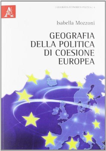 Geografia della politica di coesione europea