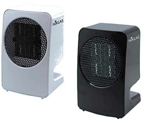 termoventilatore 400 Caldobagno termoventilatore Niklas Dolby Bianco ceramico motore silenzioso