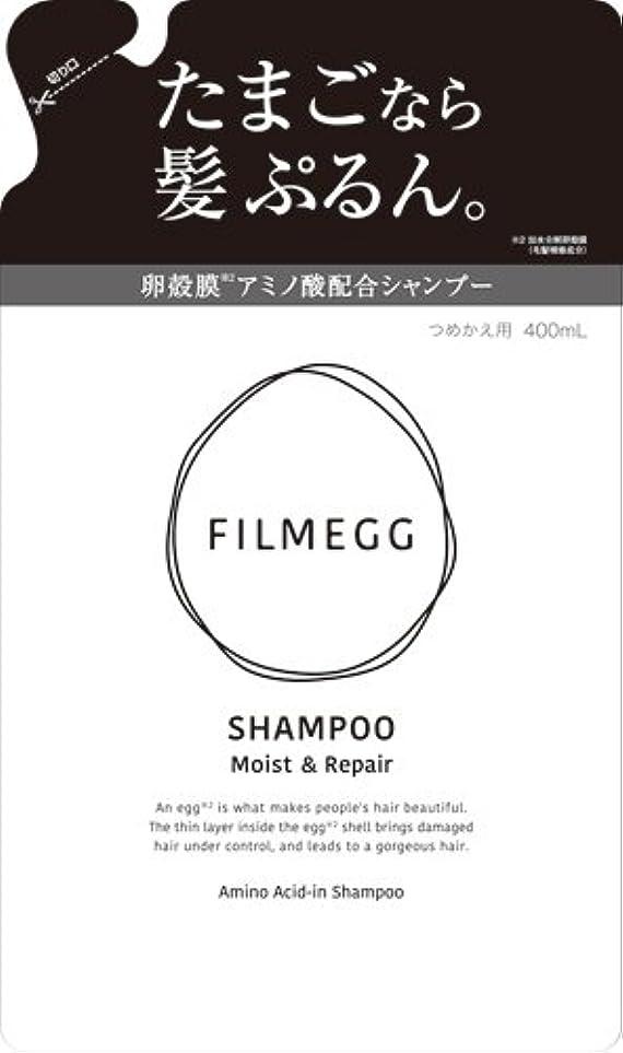 推測必需品懐疑論FILMEGG(フィルメッグ) シャンプー 詰替え 400ml