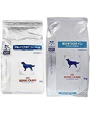 【セット買い】【療法食】 ロイヤルカナン ドッグフード アミノペプチド フォーミュラ 3kg & ロイヤルカナン 療法食 低分子プロテイン 犬用 ドライ 3kg