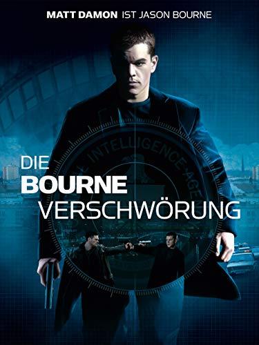 Die Bourne Verschwörung (4K UHD) [dt./OV]