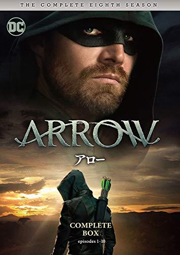 ARROW/アロー ファイナル・シーズン DVD コンプリート・ボックス (3枚組)