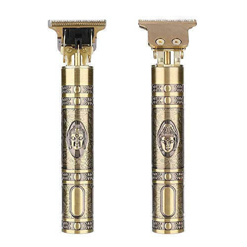 Cortapelos profesional Regla barba, afeitadora eléctrica supercero, 0 mm, diseños