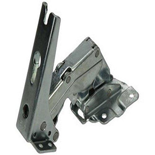 Electrolux 2211202029 Charnière de porte inférieure gauche et supérieure droite pour réfrigérateur Electrolux/AEG, Hettich 3.362,50
