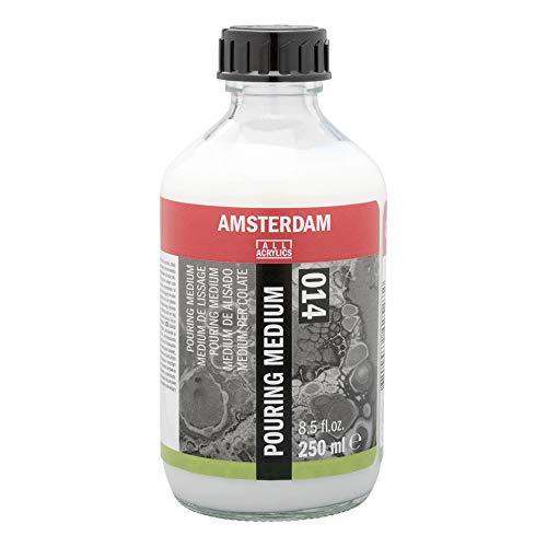 Amsterdam Pouring Medium für Acryl-Gießtechnik, 250ml Flasche