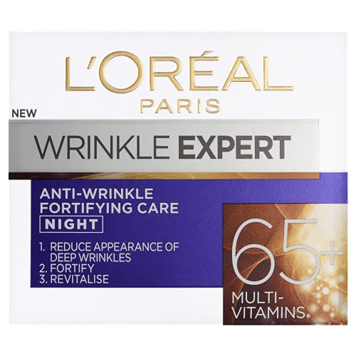 L'Oreal Wrinkle Expert Intensive Care Night 65+ 50 ml