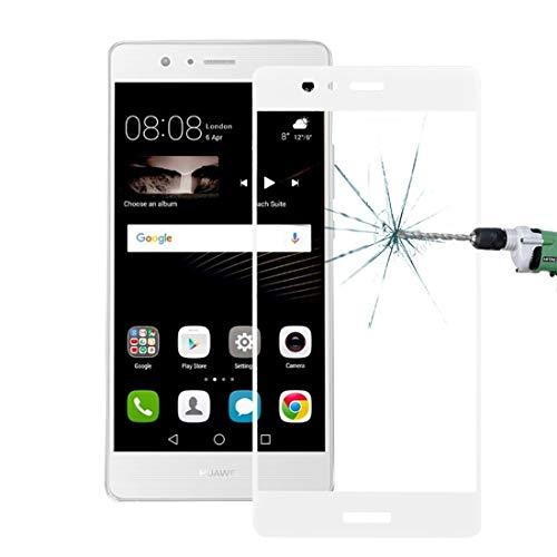 Protectores de Pantalla para el teléfono Huawei P9 Película de Pantalla Completade Vidrio Templadode Grosor de 0.26mm y 9H de dureza de Superficie 3D de Pantalla de Sedaa Prueba de explosiones